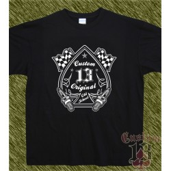 Camiseta, Custom13 original