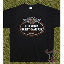 Camiseta, Legendari H-D