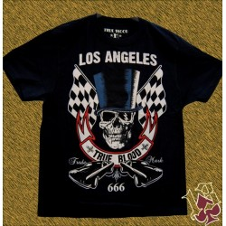Camiseta True Blood, los angeles 666