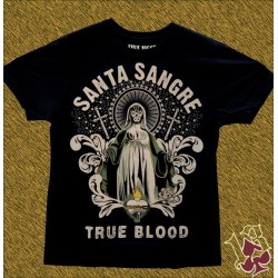 Camiseta True Blood, Santa sangre