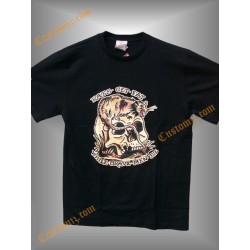 camiseta sailor jerry, rats get fat