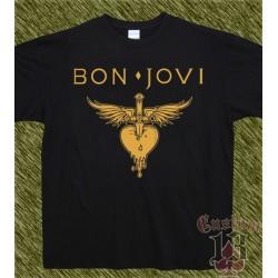 Camiseta, Bon Jovi