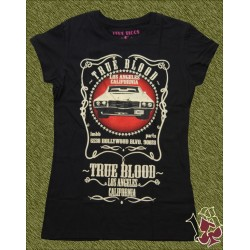 Camiseta True blood, Hollywood blvd.