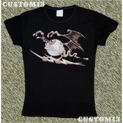 Camiseta mujer, Eye fly