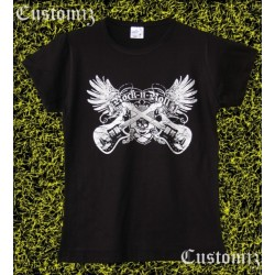 Camiseta mujer, Rock & Roll