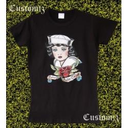 Camiseta mujer, Sailors delight