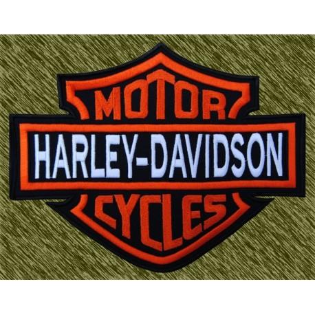 Parche Harley logo, grande