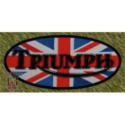 Parche triumph bandera grande