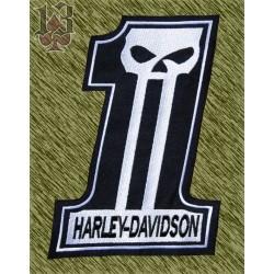 Parche 1 Harley grande