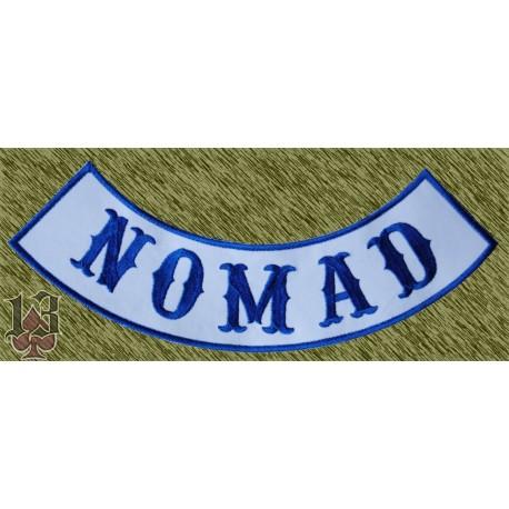 Parche Sons of Anarchy, rocker nomad