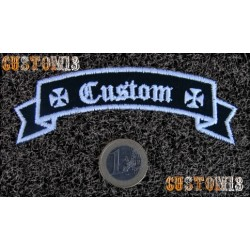 Parche banda Custom