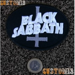 Parche Black Sabbath
