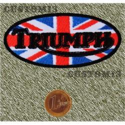 Parche triumph bandera