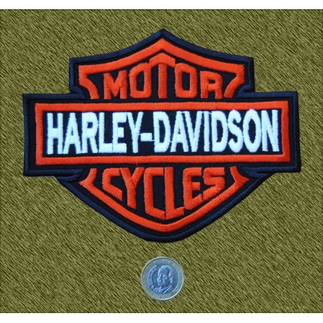 Parche Harley mediano