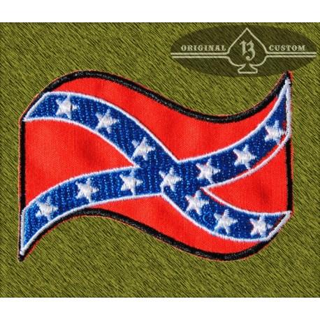 Parche bandera sureña 13