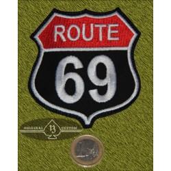 Parche route 69