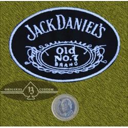 Parche jack daniel's, old nº7