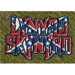 parche bordado, Lynyrd Skynyrd, logo