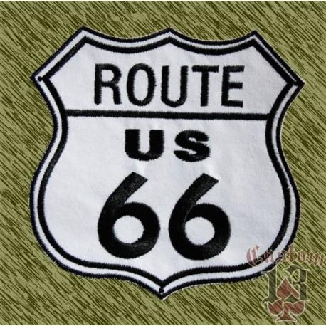 Parche grande, Route 66
