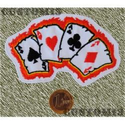 poker en llamas