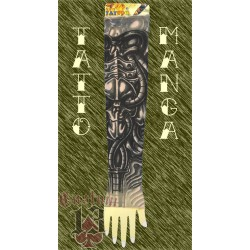 tattoo bio mecánico