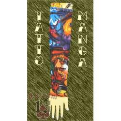 tattoo dragón colores