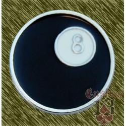 pin bola 8