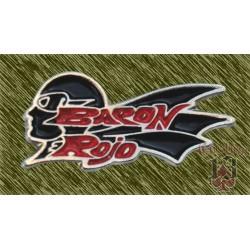 pin baron rojo