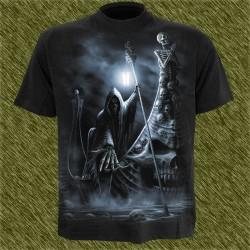 Camiseta dark13, Vive ahora, paga después