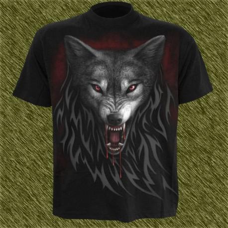 Camiseta dark13, Lobo sangriento