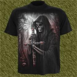 Camiseta dark13, Oración del guerrero