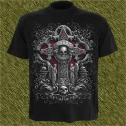 Camiseta dark13, gothic