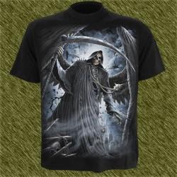 Camiseta dark13, A la caza