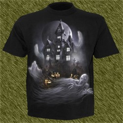 Camiseta dark13, fantasmas guardianes