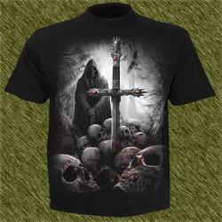 Camiseta dark13, fin de la guerra