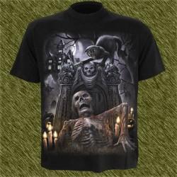 Camiseta dark13, cansado de esperar