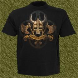 Camiseta dark13, armas de guerra