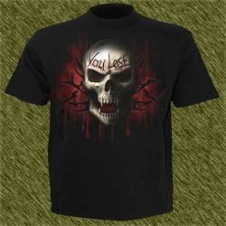 Camiseta dark13, perdedor