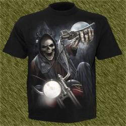 Camiseta dark13, de ruta