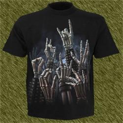 Camiseta dark13, concierto