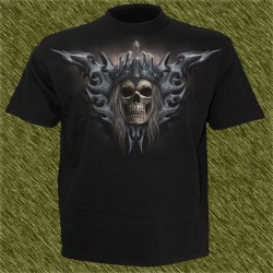 Camiseta dark13, skull king