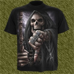 Camiseta dark13, reaper boss