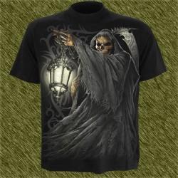 Camiseta dark13, iluminando la muerte