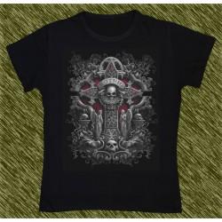 Camiseta Dark13 mujer, gothic