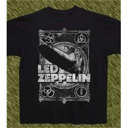Camiseta negra, Led Zeppelin 1969