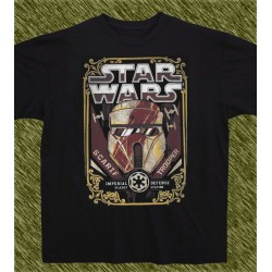 camiseta star wars, imperial scarif, defense station