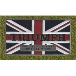 hebilla triumph bandera rectangular