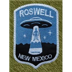 Parche bordado, roswell, new mexico