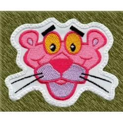 Parche pantera rosa