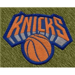 Parche bordado NBA, knicks